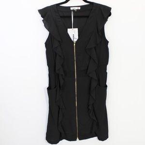UMGEE Black Sleeveless Dress L